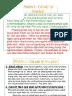 Ly Thuyet Sac Ky Long Hieu Nang Cao HPLC