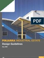 Pinjarra Industrial Estate Design Guidelines