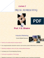 Lecture2(Industrial Marketing)