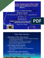 Fiber Optic Sensors Article