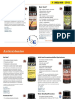 Rust Preventives Spanish