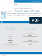 Smart Social Recruitment