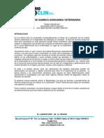 Manual de Quimica Sanguinea Veterinaria Zapata Fajardo