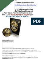 Mensaje Subliminal Extremo Altas Conversiones Download-HTML