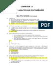 Intermediate Accouting testbank ch13