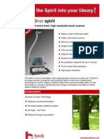 Book2net Spirit Bookscanner A3 format [en]