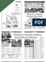 Versión impresa del periódico El mexiquense 8 agosto 2012