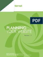 Guide Planning Website