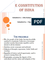 The Constitution of India Final