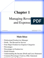 COST CONTROL CHAPTER 1