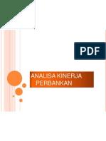 Analisa Kinerja Perbankan.ppt 2