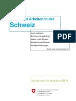 Broschuere Swissemigration d