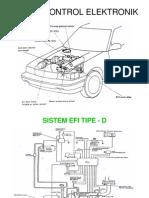 Efi - Sistem Control Elektronik