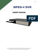 Mpeg4 Manual
