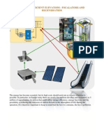 Energy Efficient Elevators and Escalators and Regeneration