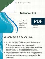 Seminário-1- Filosofia e IHC