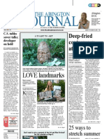 The Abington Journal 08-08-2012