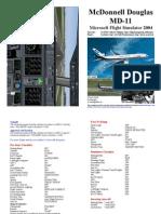 MD 11 Checklist