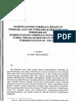 Bizans ve Türkler