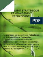 Management Strategi Que Et Management Operation Nel