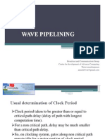 Wave Pipe Lining