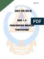 SISPA Semester 3 Pertahanan Awam