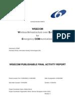 Wisecom Esa Project Report
