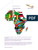 Pan Africa ILGA News Letter -Aug 08