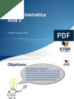 Física Cinemática - aula 2