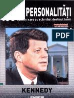005. 100 Personalitati care au schimbat destinul lumii - Kennedy