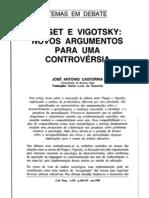 Piaget e Vygotsky