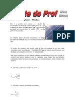 Cálculo de Paineis Solares
