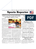 August 8 - 14, 2012 Sports Reporter