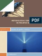 Metodologia e gerenciamento de projetos nas agências