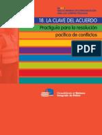 18.- . Resolucion Pacifica de Conflictos