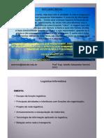 Logística Informática 2012 Apresentação