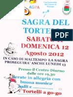 Estate 2012 - Sagra del Tortello Pianengo