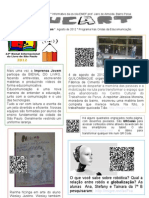 Informativo Folha Jornal Educart 26b
