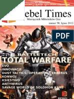 Rebel Times 58