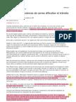 12-01-21 - El Comercio - Lavadoras y mecánicas de carros dificultan el tránsito del peatón