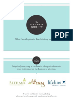 The Adoption Journey Project // Practical Ministry Ideas to Bring Adoption Into Your Ministry