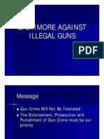 Gun Strategy