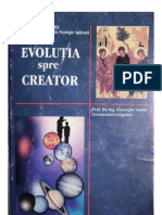 Evolutia Spre Creator - Ieromonah Grigorie Sandu