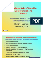 Fundamentals Satellite Communication Part 3
