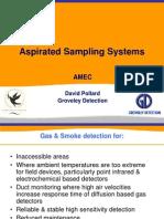 Aspirated Sampling Systems