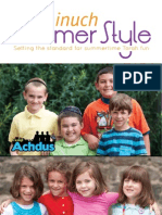 Camp Achdus Brochure