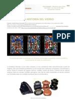 4-Historia Del Vidrio