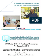 120611 Jordan Omt Acwua Conference December 2011 Presentation