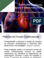 1 Condições Cardíacas, Hematológicas e Cardiovasculares aula 1