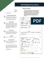 EuroFPL-ICAO Flightplan Form Basics